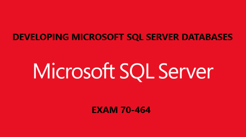 Developing Microsoft Databases