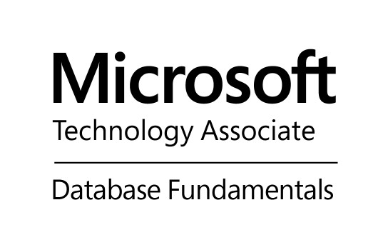 MTA Database Fundamentals